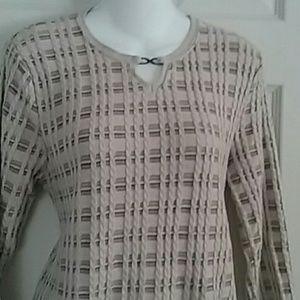 Unique Cable Sweater